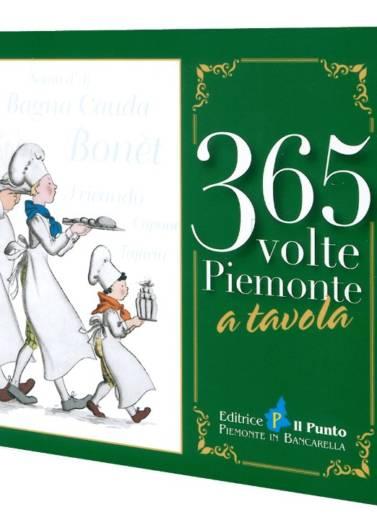 365 VOLTE PIEMONTE A TAVOLA