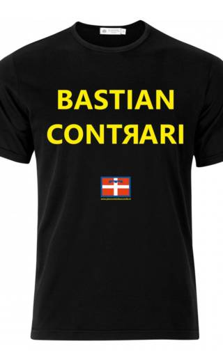 MAGLIETTA – T-SHIRT – BASTIAN CONTRARI