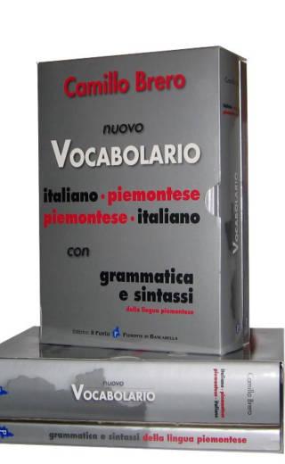 VOCABOLARIO PIEMONTESE