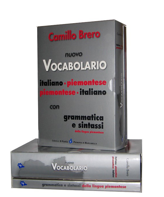 VOCABOLARIO PIEMONTESE-ITALIANO ITALIANO-PIEMONTESE