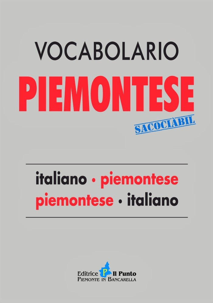 VOCABOLARIO PIEMONTESE SACOCIABIL
