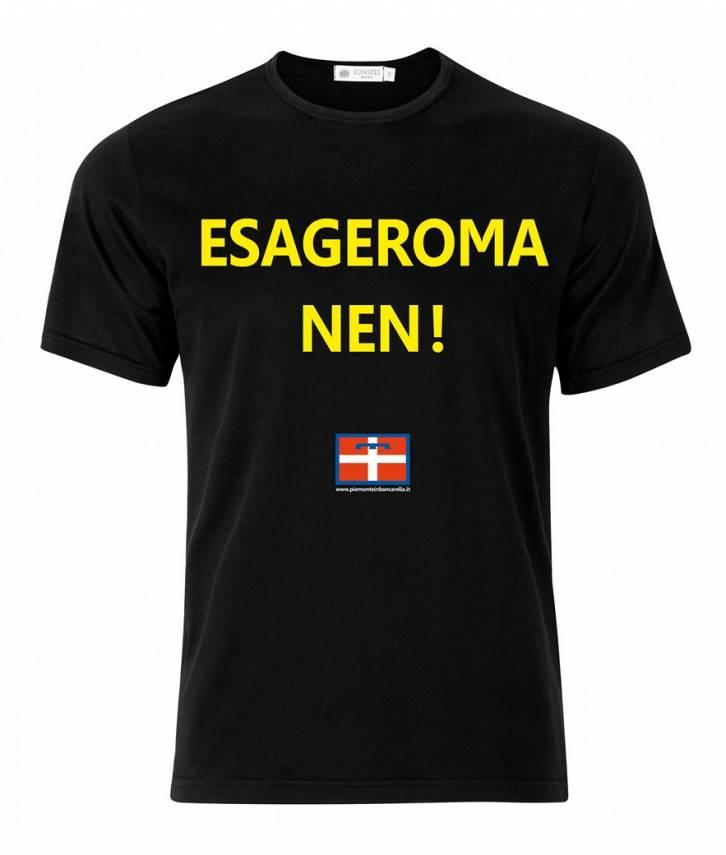 Maglietta Esageroma Nen