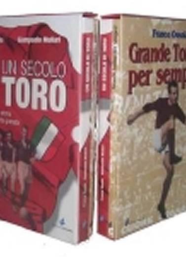 copertina-libro-Grande Torino per sempre & Un secolo di TORO