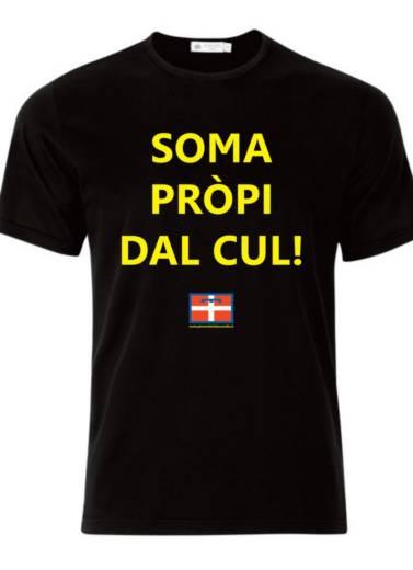 Maglietta Soma Propi da Cul