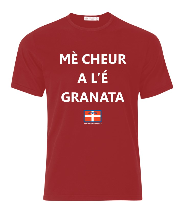 ME CHEUR A L'É GRANATA