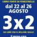 """""""3×2 Fiera del libro Forte di Fenestrelle"""", forti sconti gli ultimi giorni della manifestazione"""