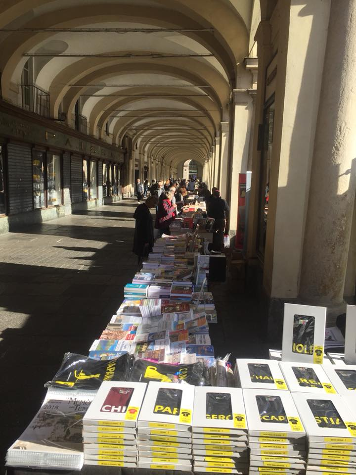6 e 7 ottobre Portici di Carta a Torino