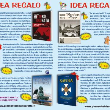 IDEA REGALO STRENNE NATALE 2018