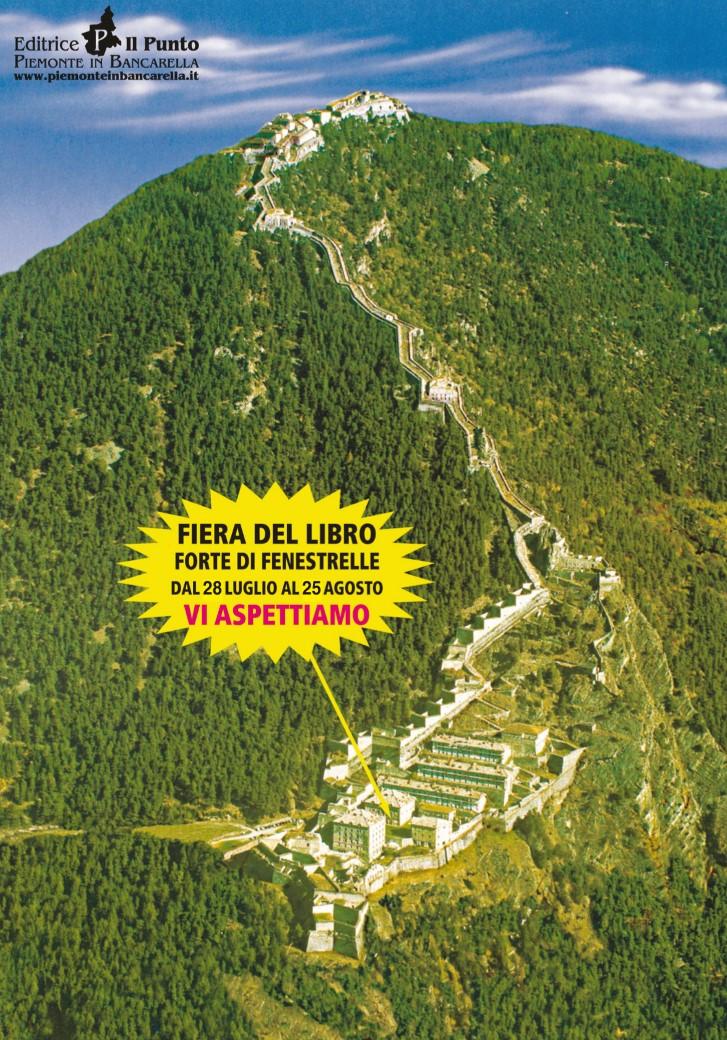 FIERA DEL LIBRO FORTE DI FENESTRELLE 2019