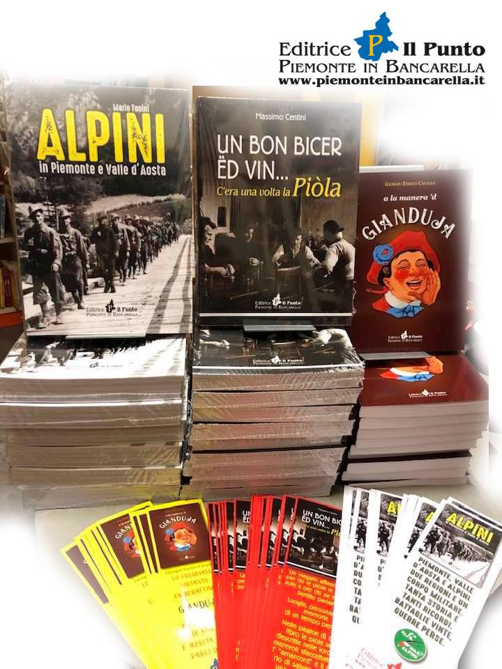 Libri novità Natale 2019 Editrice il Punto – Piemonte in Bancarella