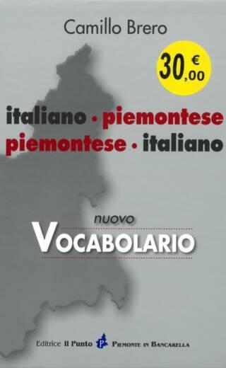 VOCABOLARIO PIEMONTESE/ITALIANO – ITALIANO/PIEMONTESE